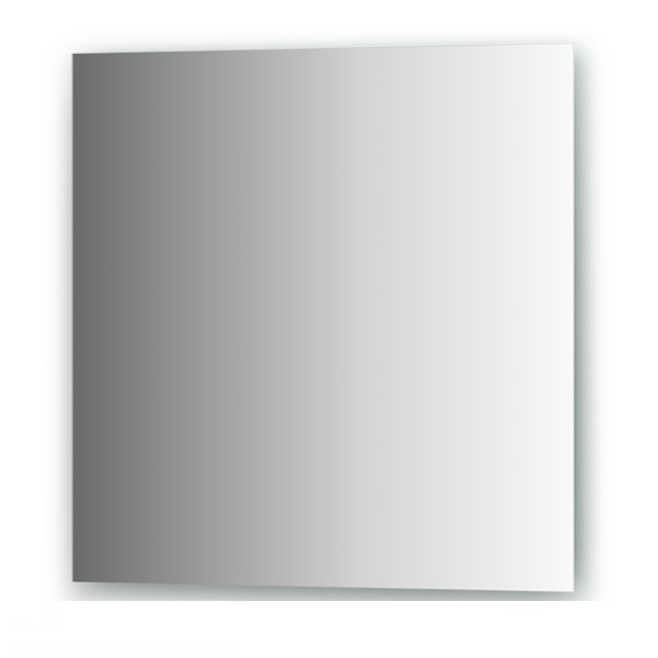 Зеркало FbsЗеркала<br>Высота: 600,<br>Ширина: 600,<br>Форма зеркала: квадрат,<br>Назначение: для ванной, прихожей,<br>Коллекция: PRIMA<br>