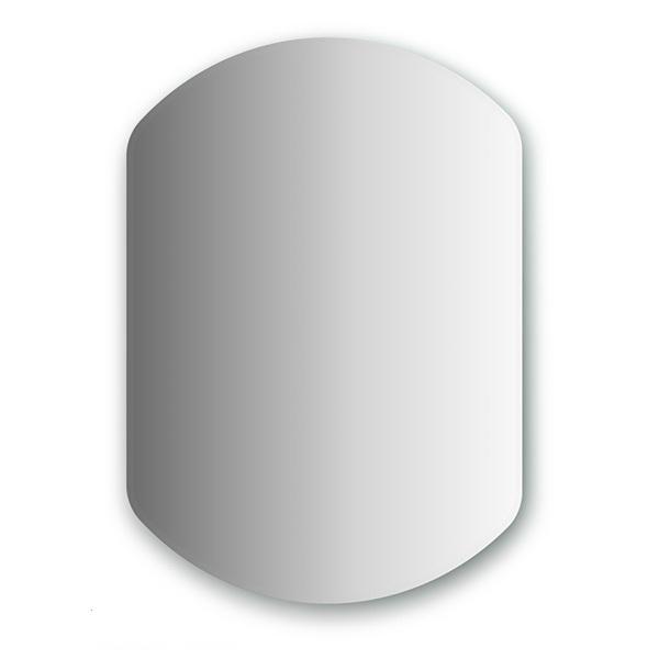 Зеркало FbsЗеркала<br>Высота: 800,<br>Ширина: 600,<br>Форма зеркала: сложная,<br>Назначение: для ванной, прихожей,<br>Коллекция: PERFECTA<br>
