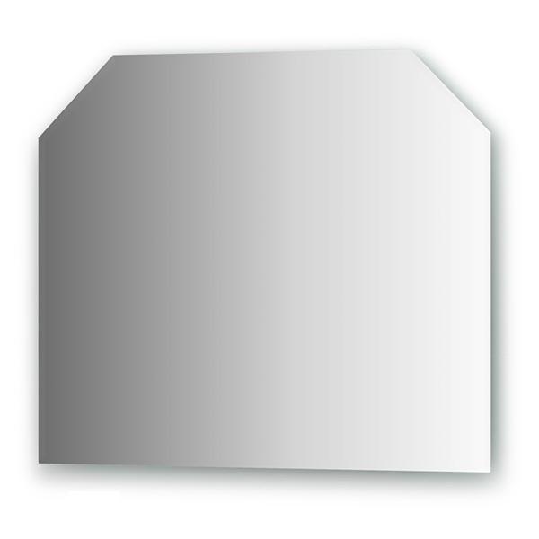 Зеркало FbsЗеркала<br>Высота: 600,<br>Ширина: 700,<br>Форма зеркала: шестиугольник,<br>Назначение: для ванной, прихожей,<br>Коллекция: PERFECTA<br>