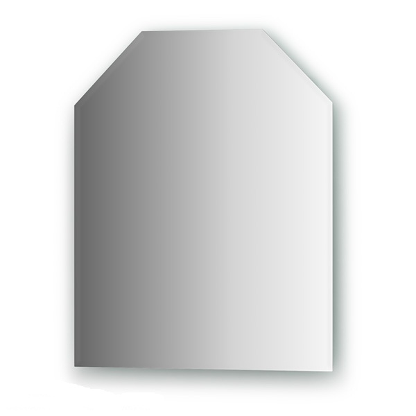 Зеркало FbsЗеркала<br>Высота: 550, Ширина: 450, Форма зеркала: шестиугольник, Назначение: для ванной, прихожей, Коллекция: PERFECTA<br>