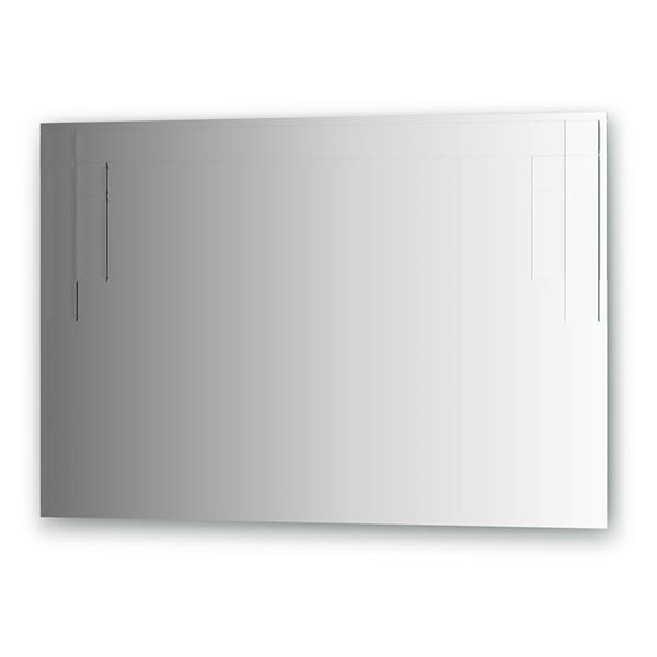 Зеркало FbsЗеркала<br>Высота: 600, Ширина: 900, Форма зеркала: прямоугольник, Назначение: для ванной, прихожей, гостиной, Коллекция: DECORA<br>