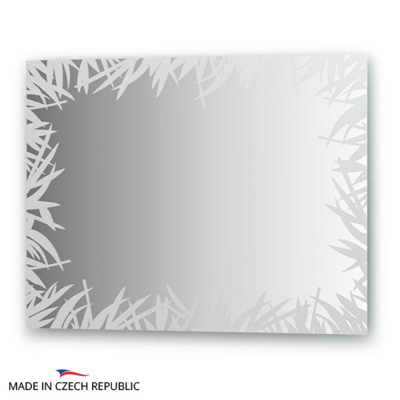 Зеркало FbsЗеркала<br>Высота: 600, Ширина: 800, Форма зеркала: прямоугольник, Назначение: для ванной, прихожей, гостиной, Коллекция: ARTISTICA<br>