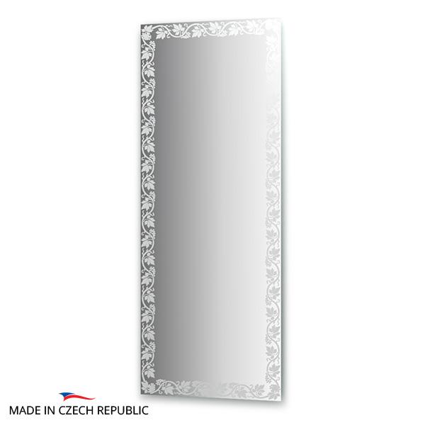 Зеркало FbsЗеркала<br>Высота: 1500,<br>Ширина: 600,<br>Форма зеркала: прямоугольник,<br>Назначение: для ванной, прихожей, гостиной,<br>Коллекция: ARTISTICA<br>