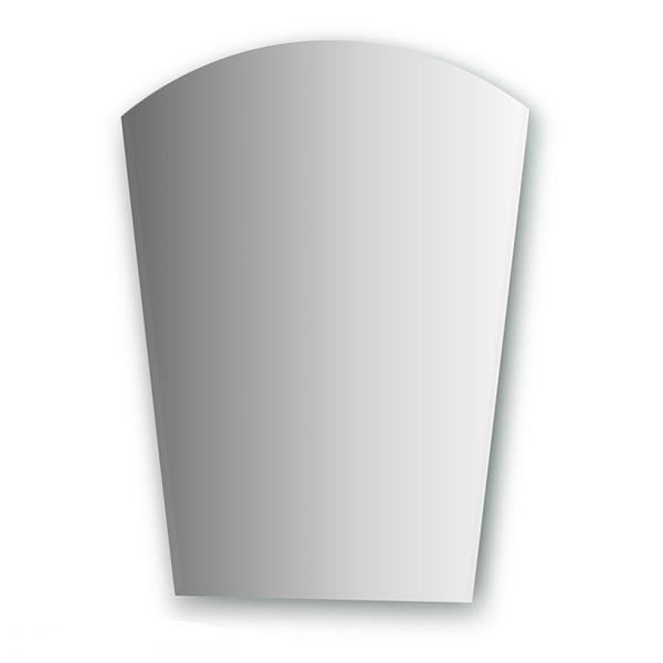 Зеркало FbsЗеркала<br>Высота: 700,<br>Ширина: 550,<br>Форма зеркала: сложная,<br>Назначение: для ванной, прихожей,<br>Коллекция: PRACTICA<br>