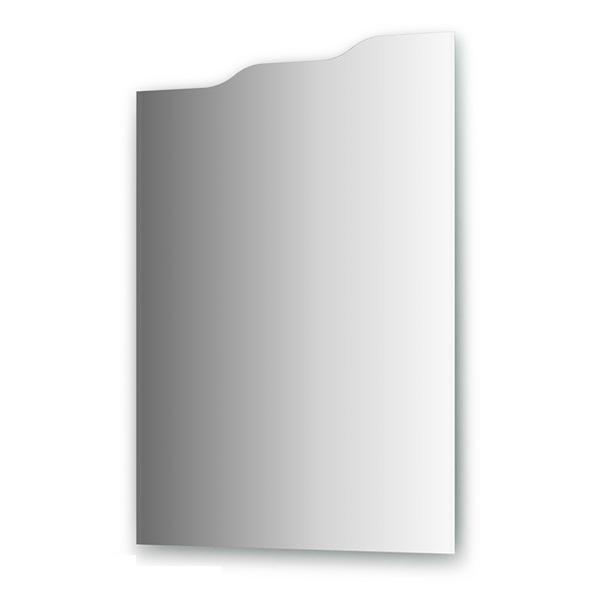 Зеркало FbsЗеркала<br>Высота: 900,<br>Ширина: 600,<br>Форма зеркала: сложная,<br>Назначение: для ванной, прихожей,<br>Коллекция: PRACTICA<br>