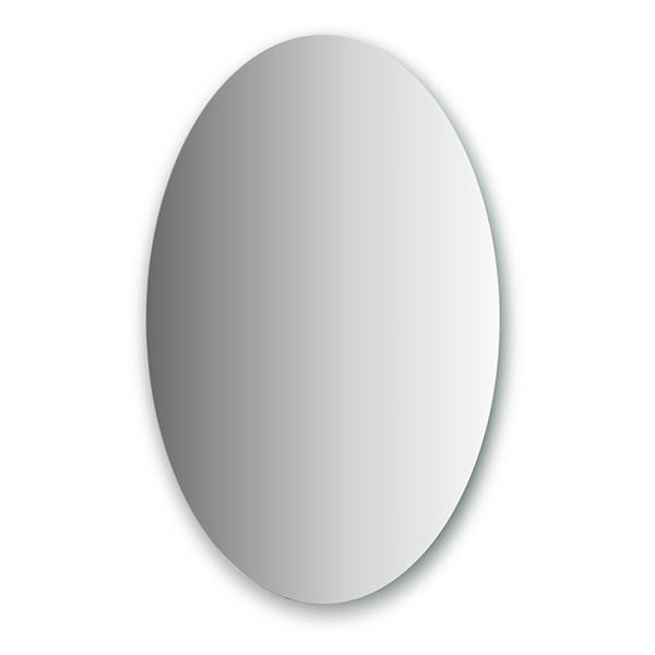 Зеркало EvoformЗеркала<br>Высота: 900,<br>Ширина: 600,<br>Форма зеркала: овал,<br>Назначение: для ванной, прихожей,<br>Коллекция: PRIMARY<br>