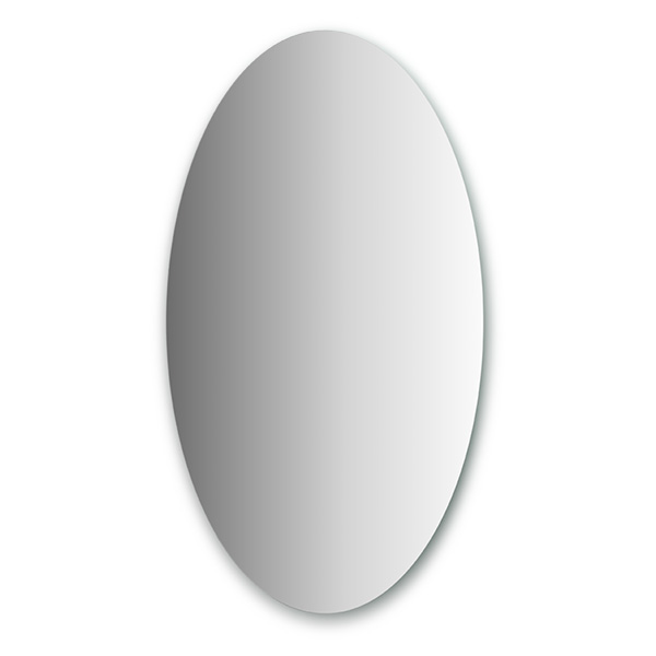 Зеркало EvoformЗеркала<br>Высота: 1200,<br>Ширина: 700,<br>Форма зеркала: овал,<br>Назначение: для ванной, прихожей,<br>Коллекция: PRIMARY<br>
