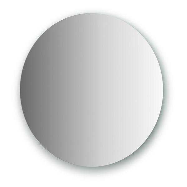 Зеркало EvoformЗеркала<br>Высота: 550,<br>Ширина: 550,<br>Форма зеркала: круг,<br>Назначение: для ванной, прихожей,<br>Коллекция: PRIMARY<br>