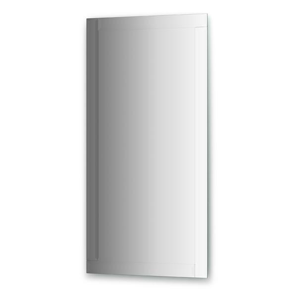 Зеркало EvoformЗеркала<br>Высота: 1200,<br>Ширина: 600,<br>Форма зеркала: прямоугольник,<br>Назначение: для ванной, прихожей, гостиной,<br>Коллекция: STYLE<br>