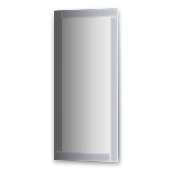Зеркало EvoformЗеркала<br>Высота: 1100,<br>Ширина: 500,<br>Форма зеркала: прямоугольник,<br>Назначение: для ванной, прихожей, гостиной,<br>Коллекция: STYLE<br>