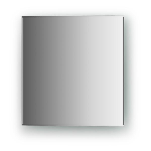 Зеркало EvoformЗеркала<br>Высота: 300,<br>Ширина: 300,<br>Форма зеркала: квадрат,<br>Назначение: для ванной, прихожей,<br>Коллекция: STANDARD<br>