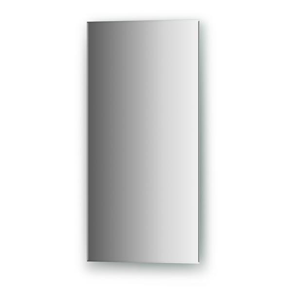 Зеркало EvoformЗеркала<br>Высота: 600,<br>Ширина: 300,<br>Форма зеркала: прямоугольник,<br>Назначение: для ванной, прихожей,<br>Коллекция: STANDARD<br>