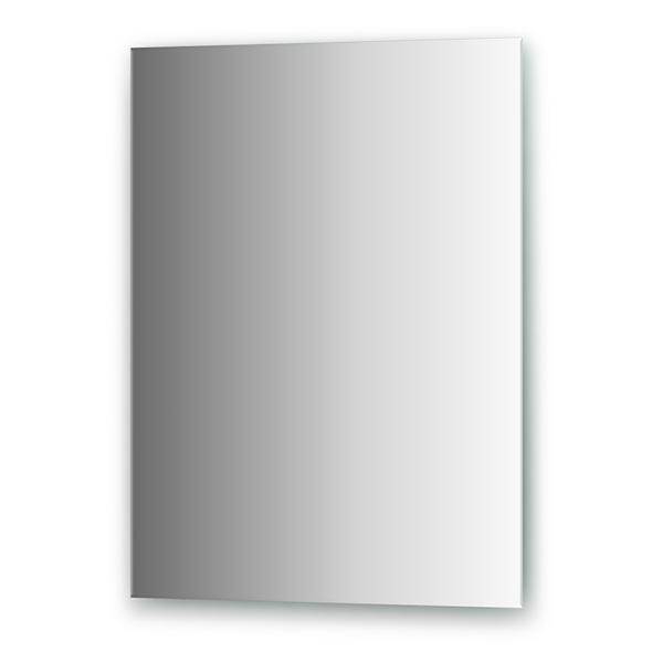 Зеркало EvoformЗеркала<br>Высота: 800,<br>Ширина: 600,<br>Форма зеркала: прямоугольник,<br>Назначение: для ванной, прихожей,<br>Коллекция: STANDARD<br>