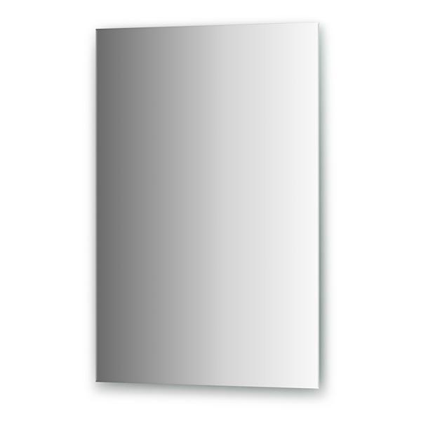 Зеркало EvoformЗеркала<br>Высота: 900,<br>Ширина: 600,<br>Форма зеркала: прямоугольник,<br>Назначение: для ванной, прихожей,<br>Коллекция: STANDARD<br>