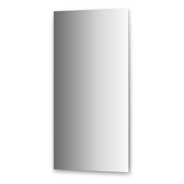 Зеркало EvoformЗеркала<br>Высота: 1200,<br>Ширина: 600,<br>Форма зеркала: прямоугольник,<br>Назначение: для ванной, прихожей,<br>Коллекция: STANDARD<br>