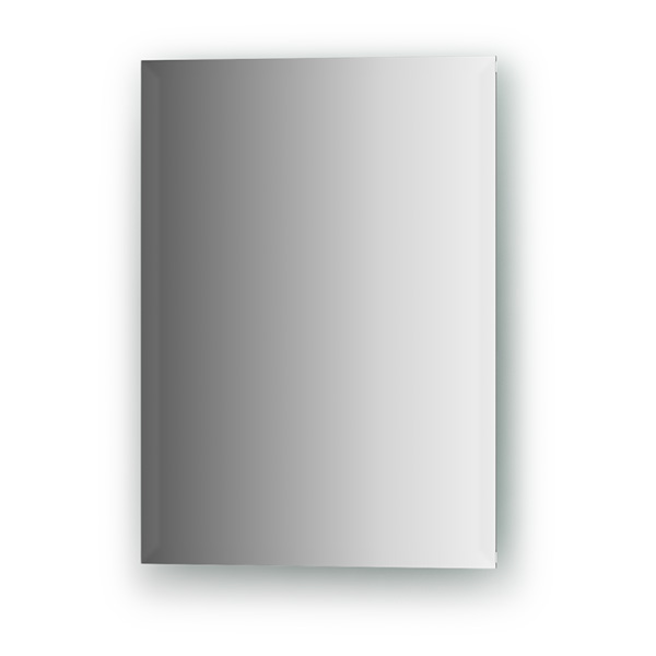 Зеркало EvoformЗеркала<br>Высота: 400, Ширина: 300, Форма зеркала: прямоугольник, Назначение: для ванной, прихожей, Коллекция: COMFORT<br>