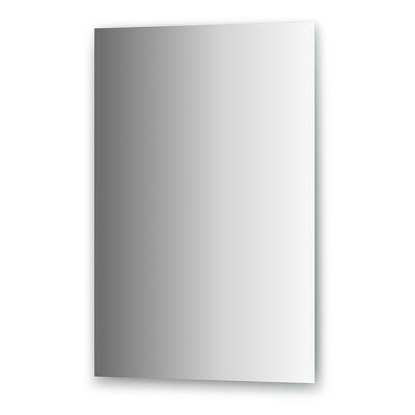 Зеркало EvoformЗеркала<br>Высота: 900,<br>Ширина: 600,<br>Форма зеркала: прямоугольник,<br>Назначение: для ванной, прихожей,<br>Коллекция: COMFORT<br>