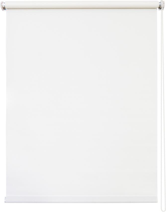 Рулонная штора УЮТРулонные шторы<br>Коллекция: Плайн,<br>Материал: полиэстер,<br>Цвет: белый,<br>Размеры: 800х1750,<br>Ширина: 800,<br>Высота (см): 175<br>