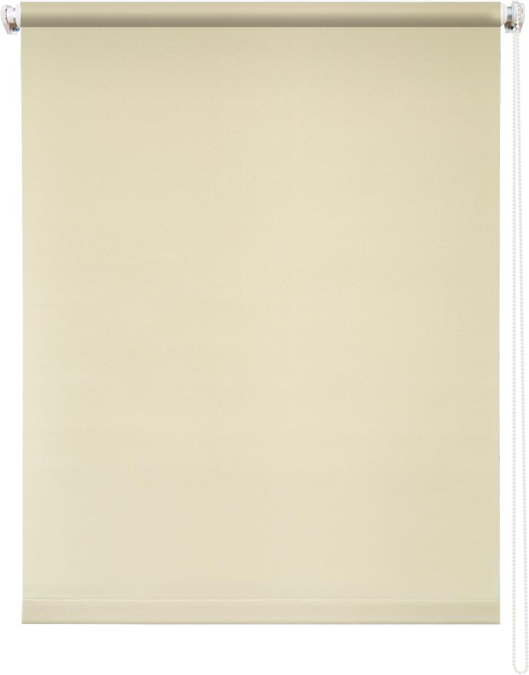 Рулонная штора УЮТРулонные шторы<br>Коллекция: Плайн, Материал: полиэстер, Цвет: бежевый, Размеры: 500х1750, Ширина: 500, Высота (см): 175<br>