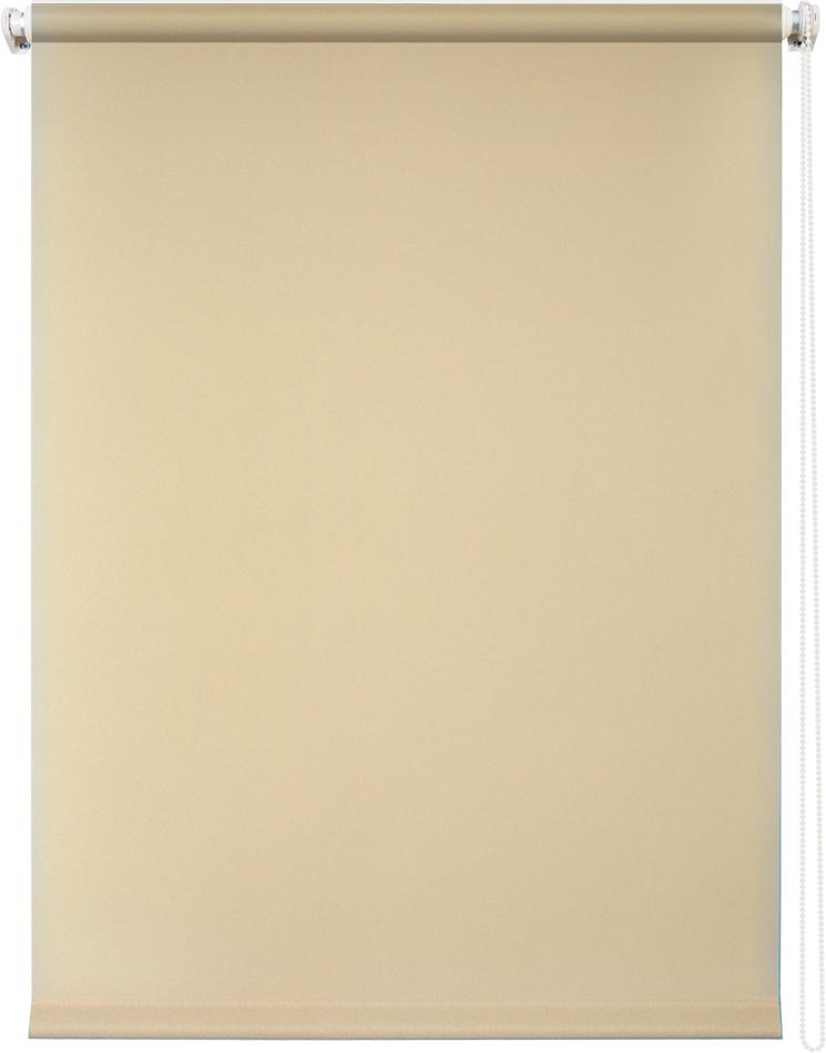Рулонная штора УЮТРулонные шторы<br>Коллекция: Плайн, Материал: полиэстер, Цвет: бежевый, Размеры: 1000х1750, Ширина: 1000, Высота (см): 175<br>