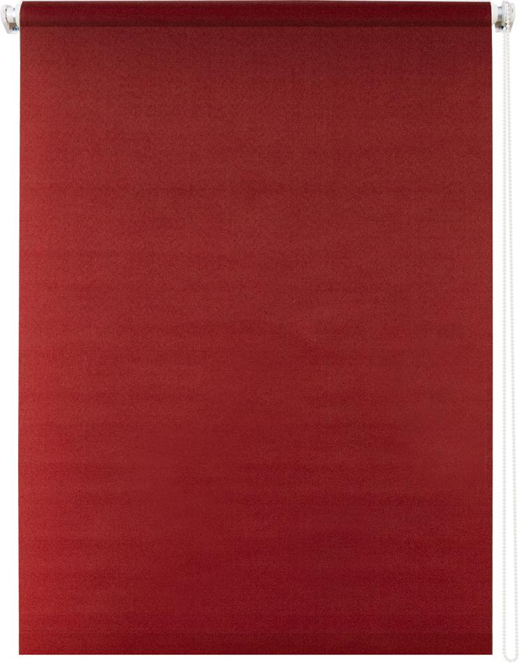 Рулонная штора УЮТРулонные шторы<br>Коллекция: Плайн,<br>Материал: полиэстер,<br>Цвет: красный,<br>Размеры: 1800х1750,<br>Ширина: 1800,<br>Высота (см): 175<br>