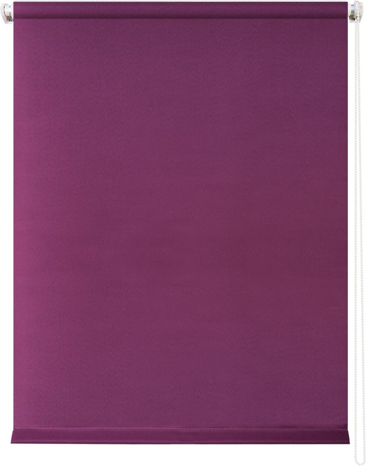 Рулонная штора УЮТРулонные шторы<br>Коллекция: Плайн,<br>Материал: полиэстер,<br>Цвет: фиолетовый,<br>Размеры: 600х1750,<br>Ширина: 600,<br>Высота (см): 175<br>