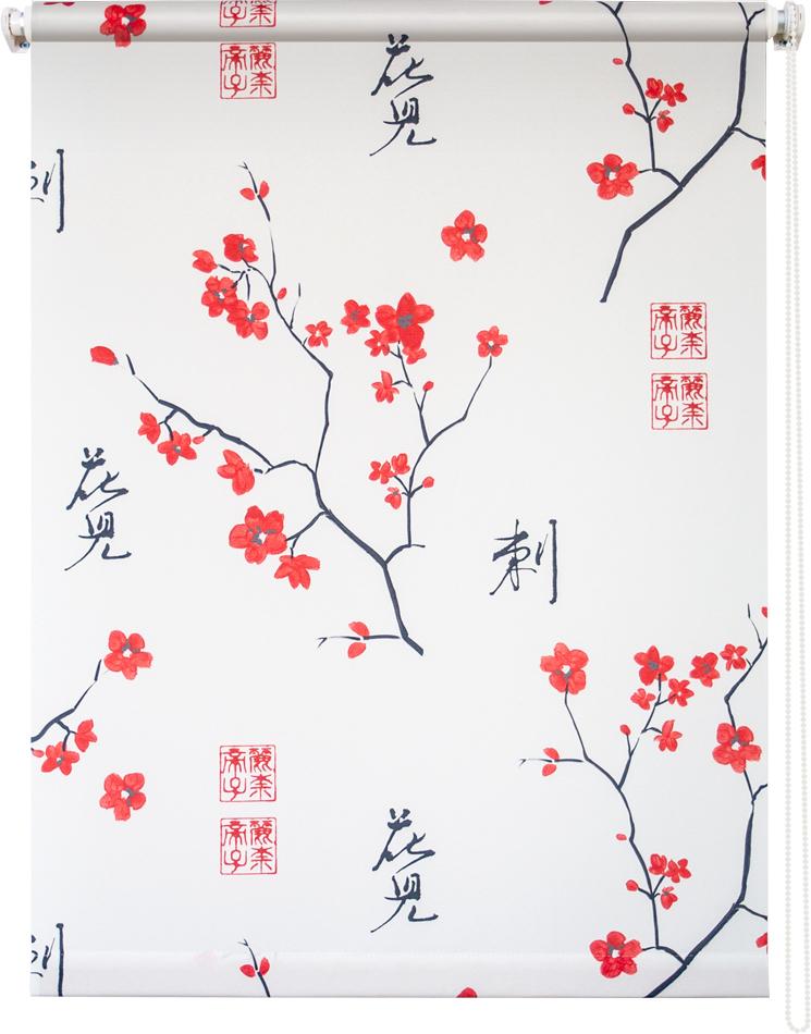 Рулонная штора УЮТРулонные шторы<br>Коллекция: Япония, Материал: полиэстер, Цвет: белый, Размеры: 1000х1750, Ширина: 1000, Высота (см): 175<br>