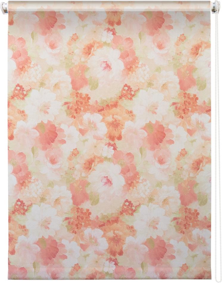 Рулонная штора УЮТРулонные шторы<br>Коллекция: Пионы,<br>Материал: полиэстер,<br>Цвет: розовый,<br>Размеры: 1400х1750,<br>Ширина: 1400,<br>Высота (см): 175<br>