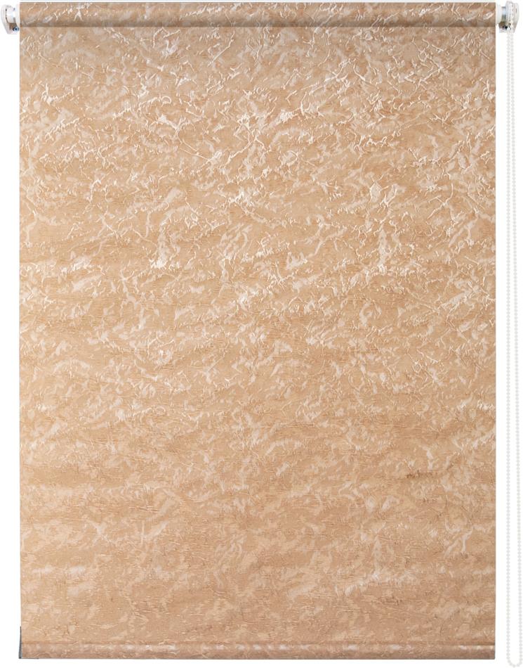 Рулонная штора УЮТРулонные шторы<br>Коллекция: Фрост, Материал: полиэстер, Цвет: коричневый, Размеры: 1400х1750, Ширина: 1400, Высота (см): 175<br>
