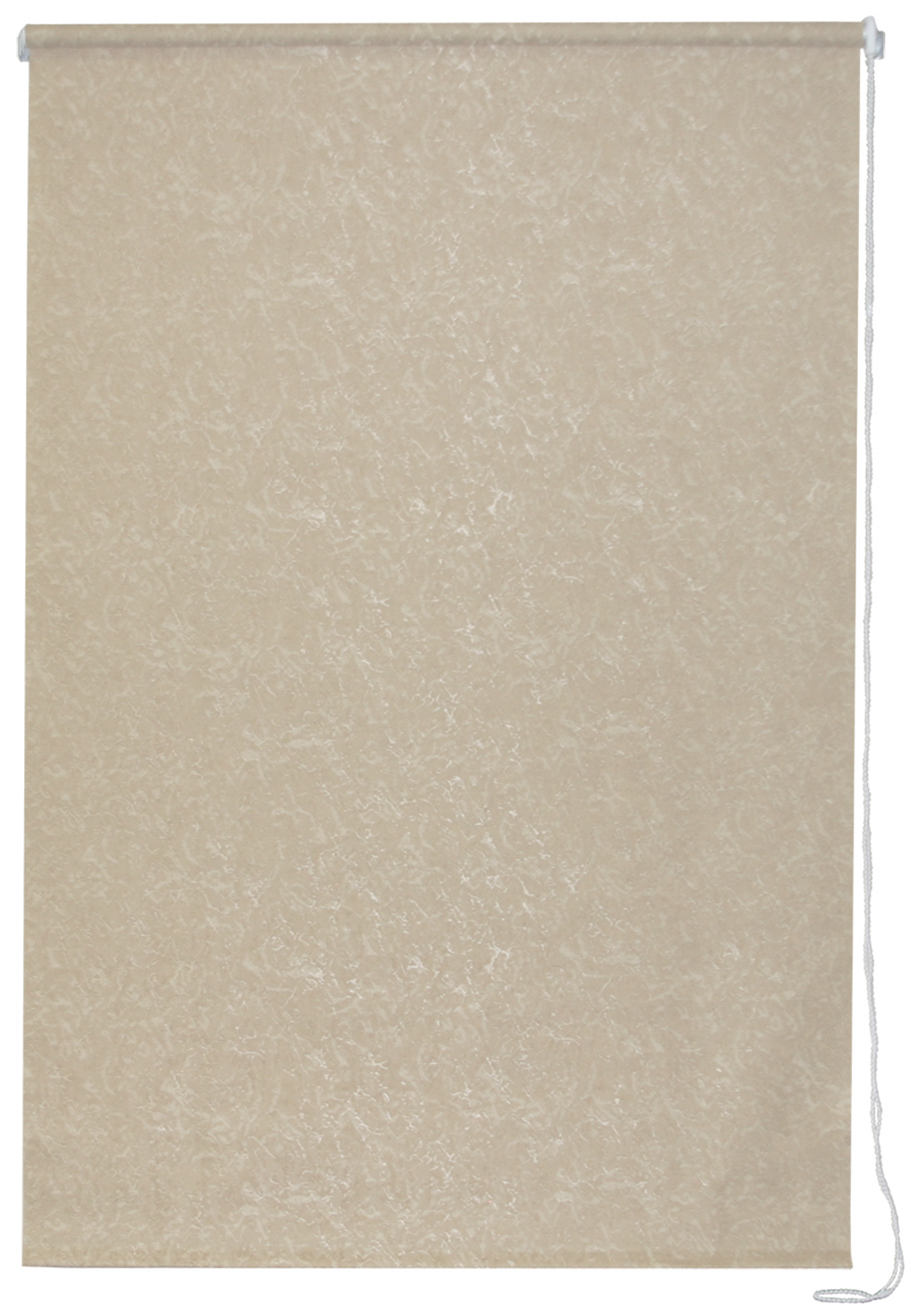 Рулонная штора УЮТРулонные шторы<br>Коллекция: Фрост,<br>Материал: полиэстер,<br>Цвет: бежевый,<br>Размеры: 700х1750,<br>Ширина: 700,<br>Высота (см): 175<br>