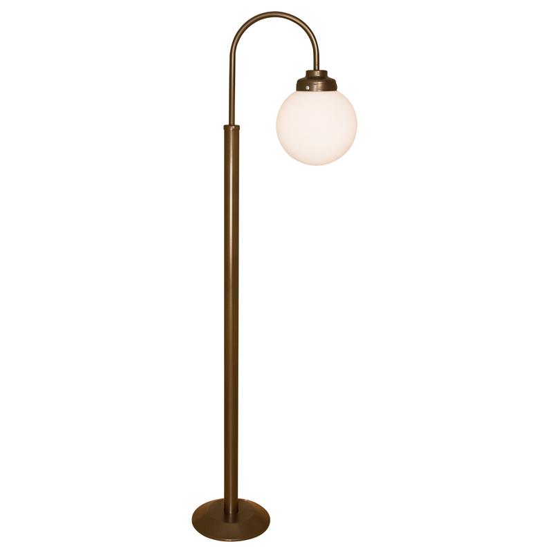 Светильник уличный СЕВЕРНЫЙ СВЕТСветильники уличные<br>Мощность: 60,<br>Тип установки: на землю/пол,<br>Стиль светильника: хай-тек,<br>Материал светильника: металл, стекло,<br>Количество ламп: 1,<br>Тип лампы: накаливания,<br>Патрон: Е27,<br>Цвет арматуры: бронза,<br>Высота: 1400,<br>Коллекция: Сад-5<br>
