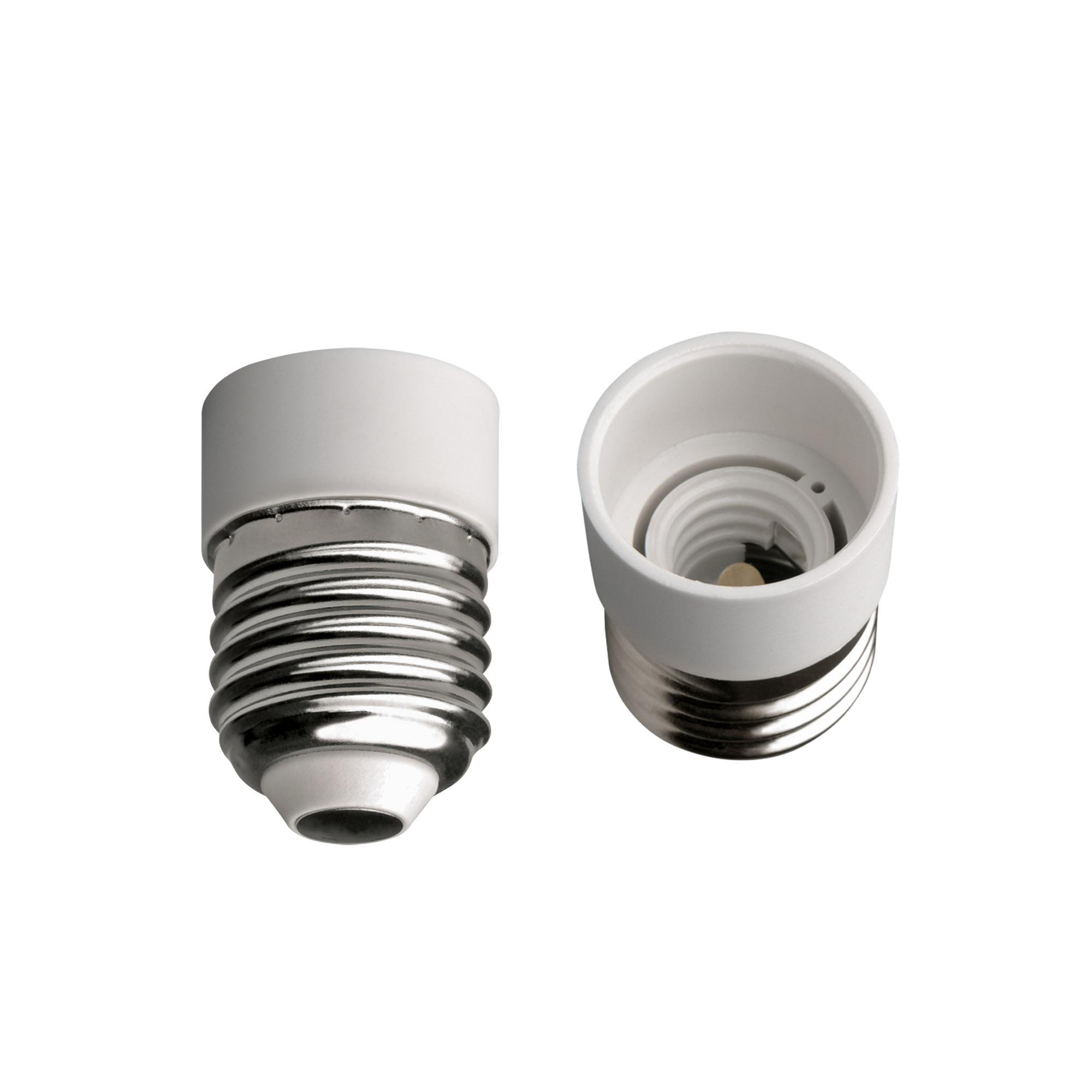Переходник UnielАксессуары для электромонтажа<br>Тип аксессуара: переходник,<br>Степень защиты от пыли и влаги: IP 20,<br>Цвет: белый<br>