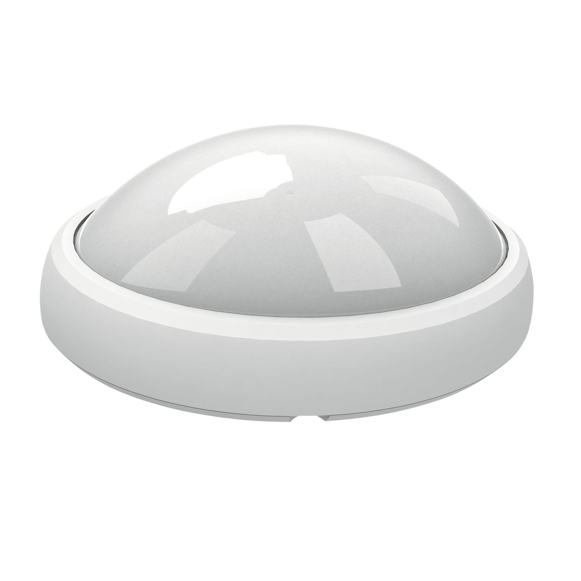 Ulw-o04-12w/nw ip65 white, Светильник настенно-потолочный