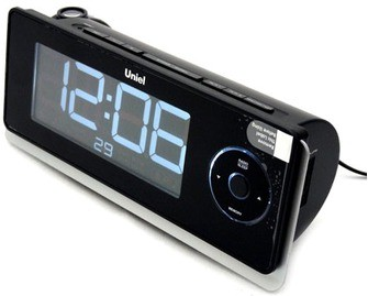 Часы-радио Uniel Utp-43k