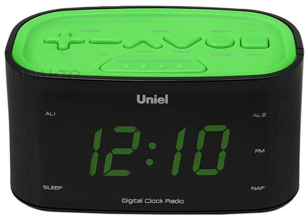 Часы-радио Uniel