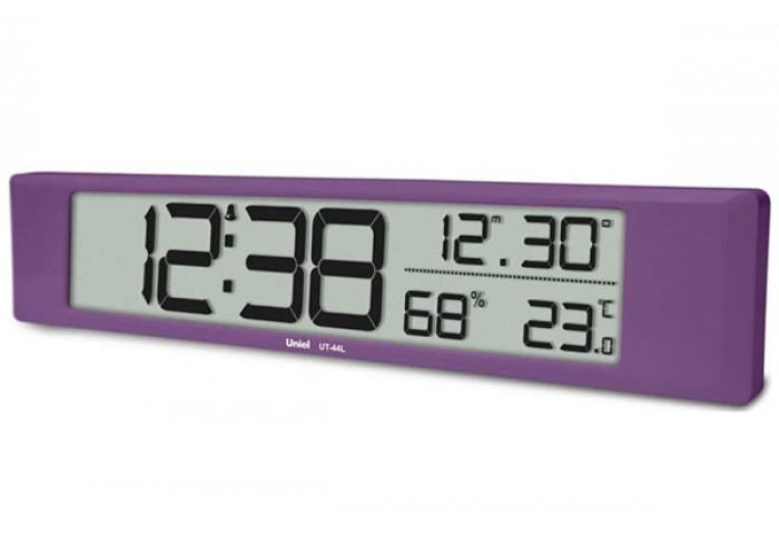 Часы Uniel Ut-44l