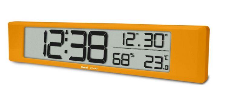Часы Uniel Ut-44o