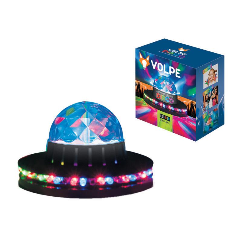 Светильник-проектор Volpe