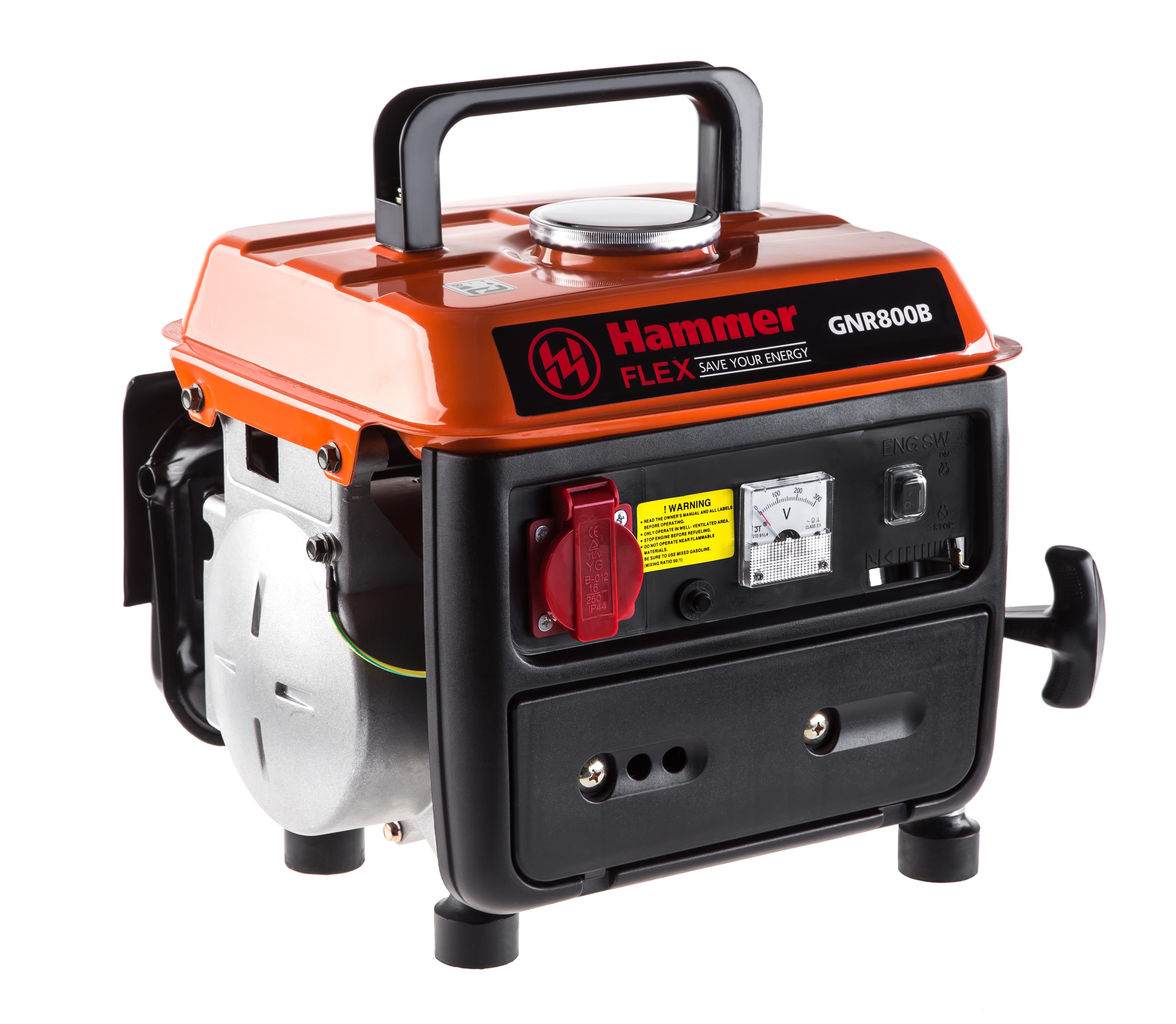 Генератор Hammer Gnr800b