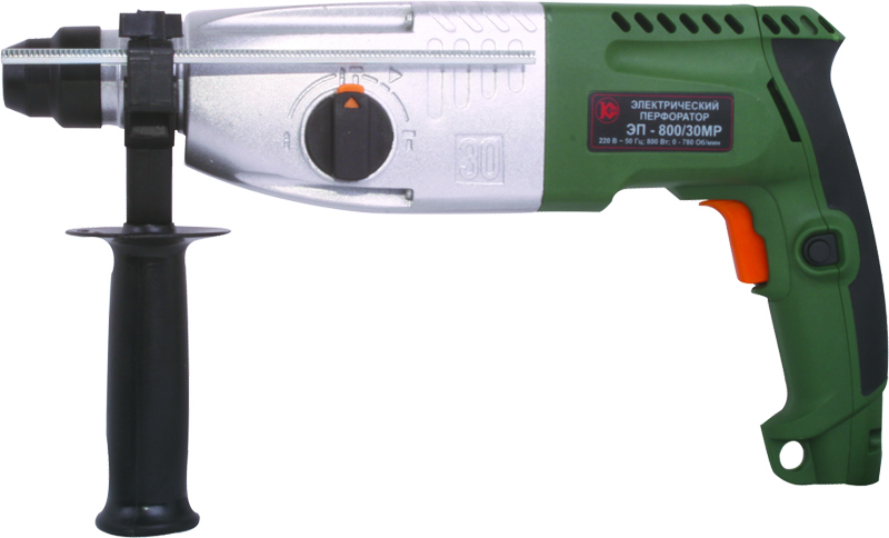 ЭП- 800/30МР, Перфоратор