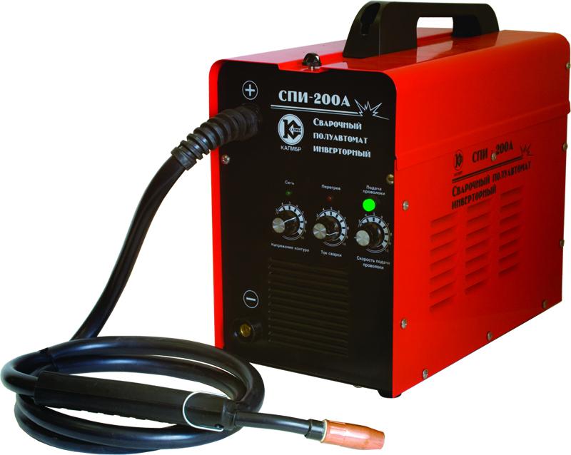 Сварочный аппарат КАЛИБРСварочное оборудование<br>Макс. сварочный ток: 200,<br>Мощность: 6600,<br>Мощность полная: 6600,<br>Напряжение: 220,<br>Мин. диаметр электрода: 0.6,<br>Макс. диаметр электрода: 1,<br>Тип сварочного аппарата: инверторный,<br>Тип сварки: полуавтоматическая (MIG/MAG),<br>Инверторная технология: есть,<br>Степень защиты от пыли и влаги: IP 21S,<br>Класс: бытовой,<br>Вес нетто: 16.2<br>
