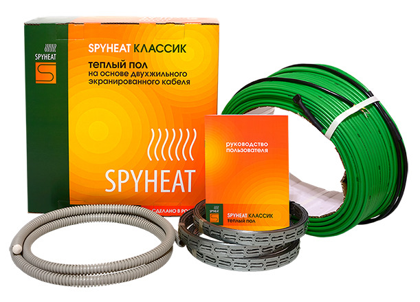 Теплый пол Spyheat Shd-15-1200