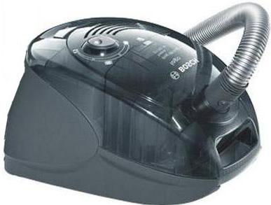 Пылесос BoschПылесосы бытовые<br>Мощность: 2100,<br>Мощность всасывания: 380,<br>Тип пылесоса: обычный,<br>Уборка: сухая,<br>Тип пылесборника: мешок, циклонный фильтр,<br>Объём пылесборника: 3.3,<br>Регулятор мощности: на корпусе,<br>Фильтр тонкой очистки: есть,<br>Труба всасывания: телескопическая<br>