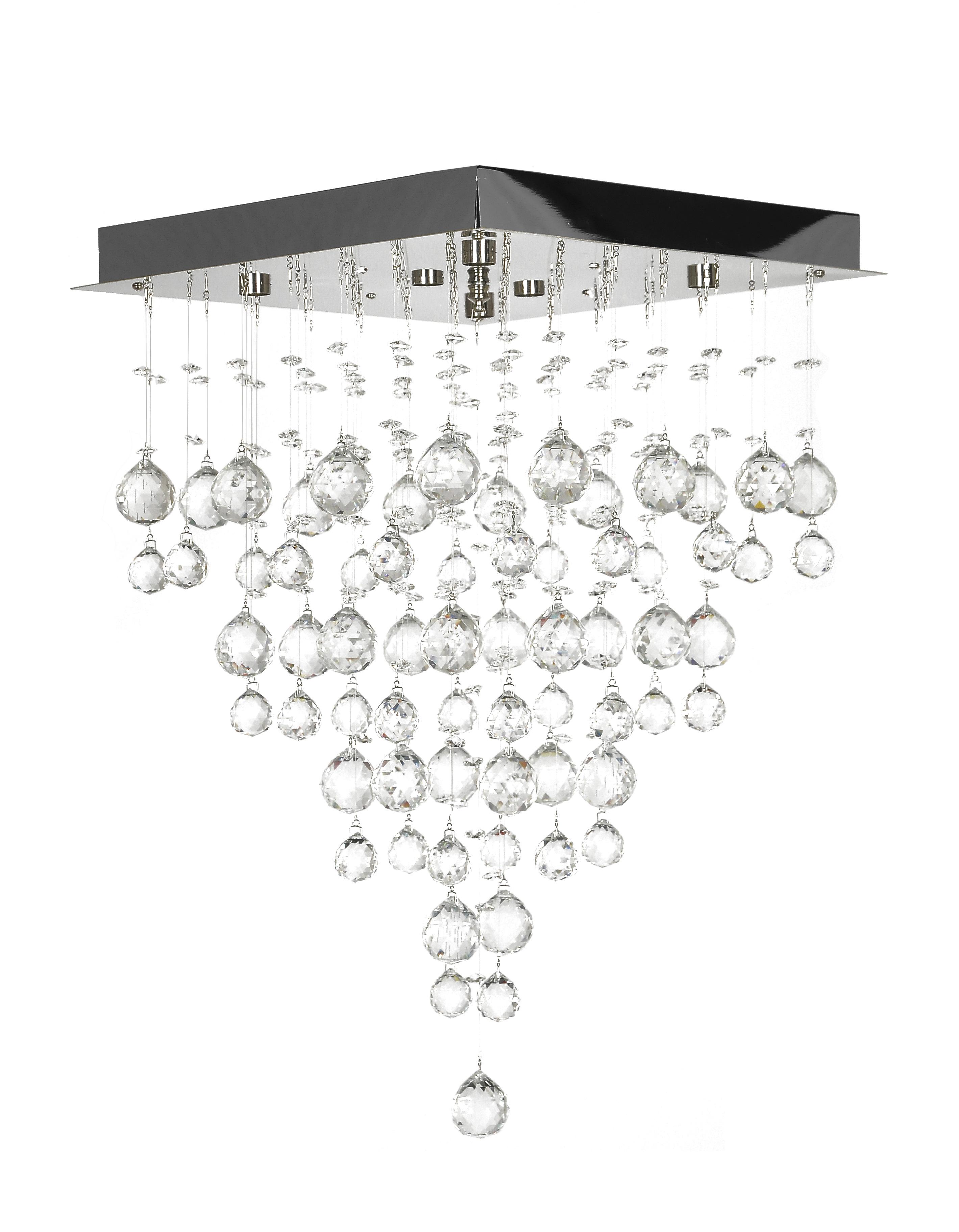 Люстра Arti lampadariЛюстры<br>Назначение светильника: для комнаты,<br>Стиль светильника: классика,<br>Материал плафона: стекло, хрусталь,<br>Материал арматуры: металл,<br>Диаметр: 660,<br>Высота: 400,<br>Количество ламп: 6,<br>Тип лампы: галогенная,<br>Мощность: 40,<br>Патрон: G9,<br>Цвет арматуры: никель<br>
