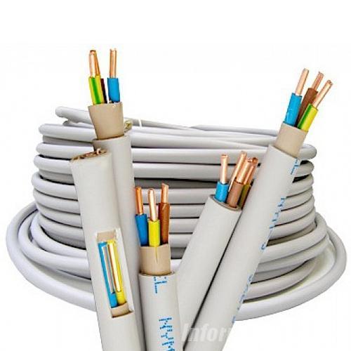 Кабель АРЗАМАССКИЙ КАБЕЛЬНЫЙ ЗАВОДПровода, кабели<br>Число / сечение жил: 2х1.5,<br>Длина бухты: 20,<br>Марка кабеля: NYM,<br>Способ монтажа: открытой установки,<br>Количество жил: 2<br>