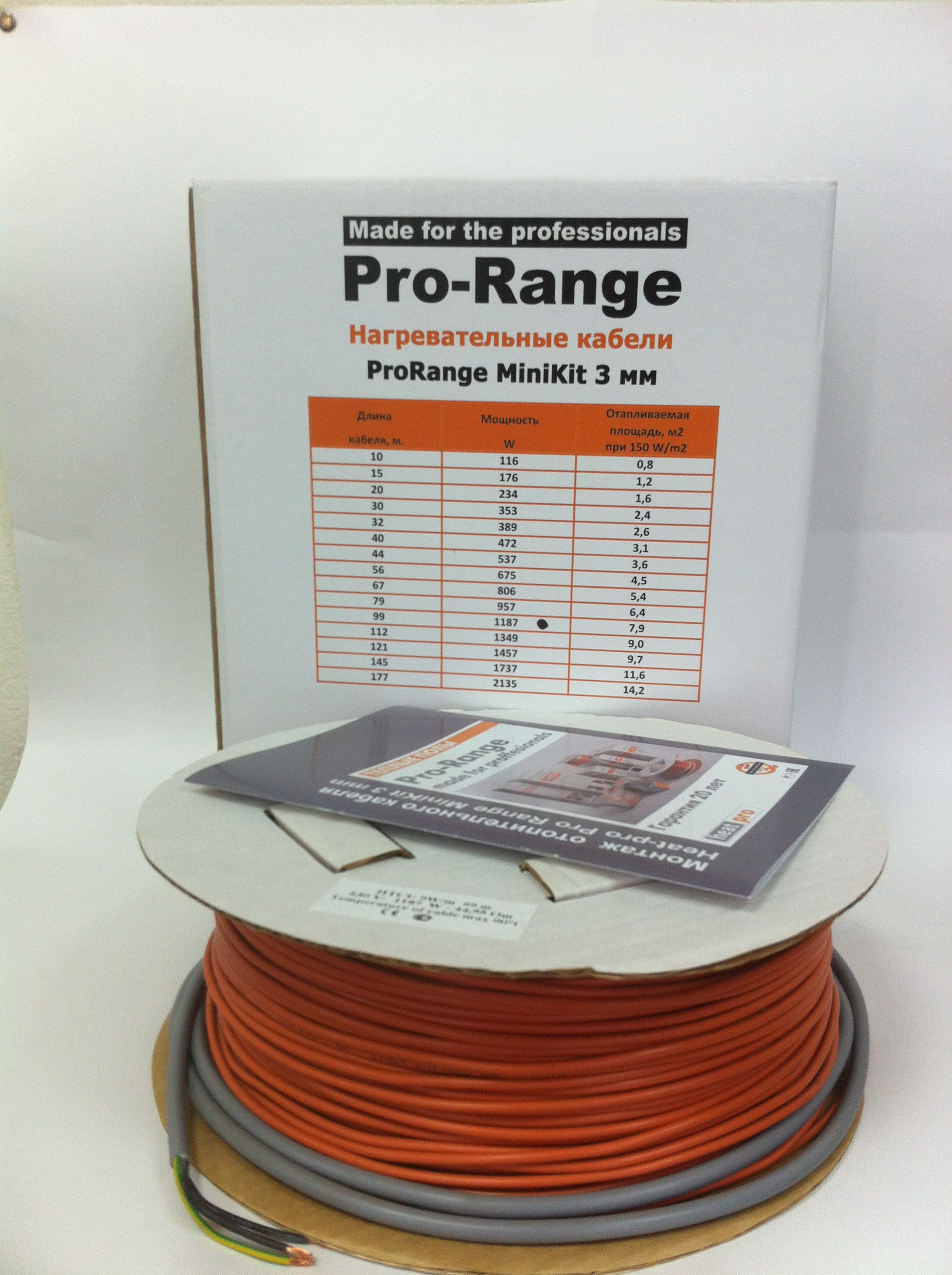 Heat-pro PRC-3.-0234