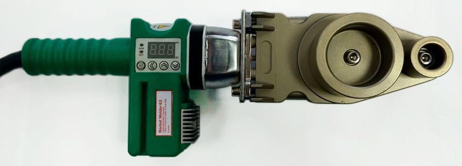 Аппарат для сварки пластиковых труб Rotorica