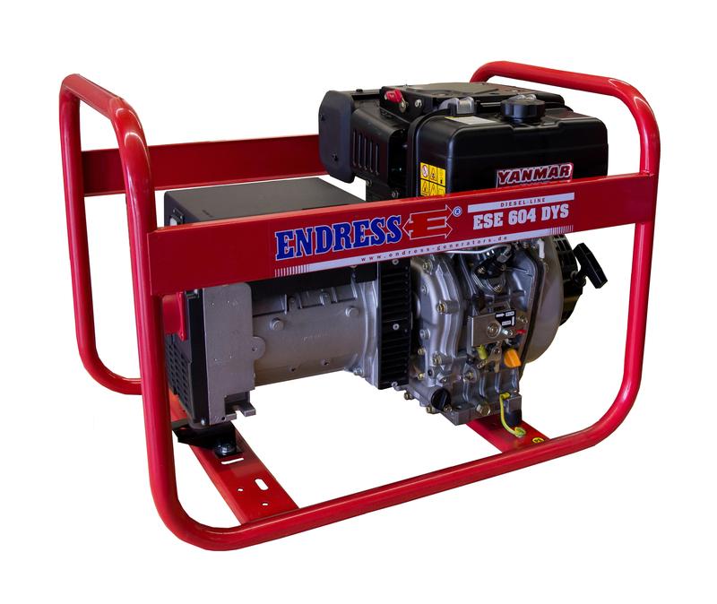 ��������� ��������� Endress Ese 604 dys diesel