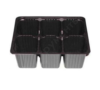 Подставка Garden dreamsЕмкости для рассады<br>Тип емкости: кассета,<br>Материал: пластик,<br>Объем: 0.125,<br>Число ячеек: 6<br>