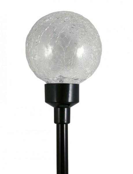 Светильник GardmanСветильники на солнечных батареях<br>Тип установки: на землю/пол,<br>Форма светильника: столбики,фонари,шарики,<br>Материал светильника: металл, стекло,<br>Высота: 1050<br>